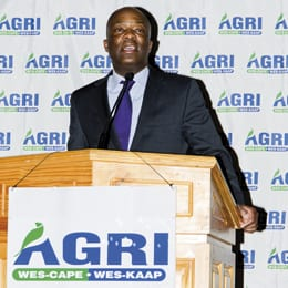 Take charge of change – Agri Wes-Cape Conference