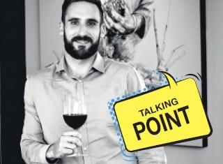 Talking point met eish