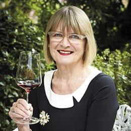 International wine critic donates to PYDA