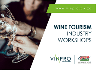 Sharpen your strategy at Wine Tourism Workshops
