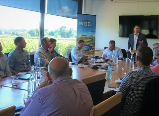 """Take our hand to strengthen yours"" – Vinpro AGM"